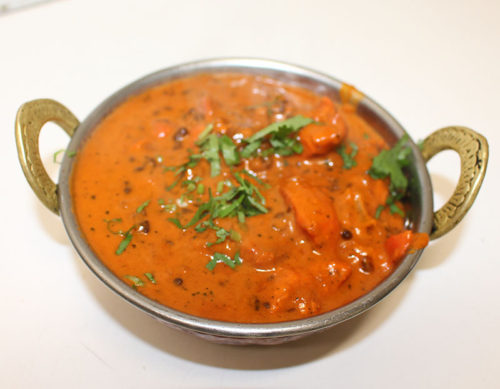 balti dhansak chicken