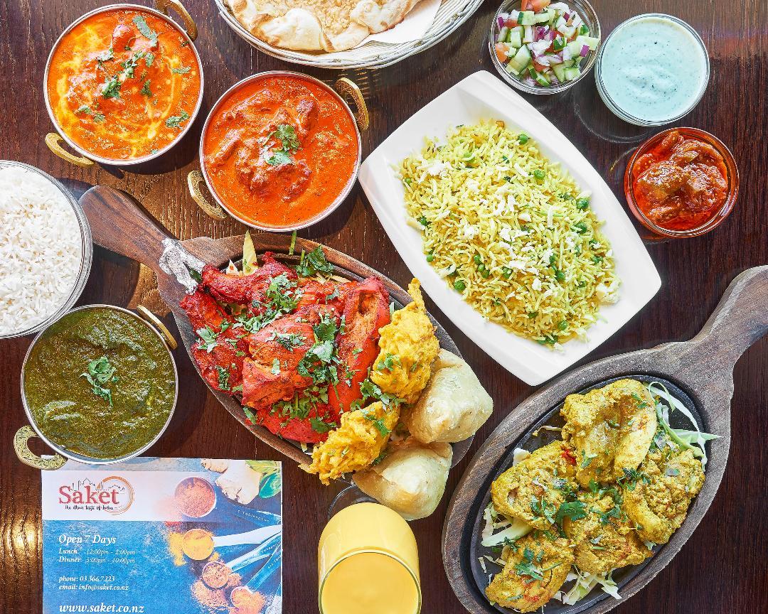 Saket Indian Restaurant – The Ethnic Taste Of India – Authentic Indian Cuisine